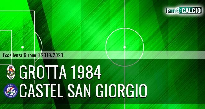 Grotta 1984 - Castel San Giorgio