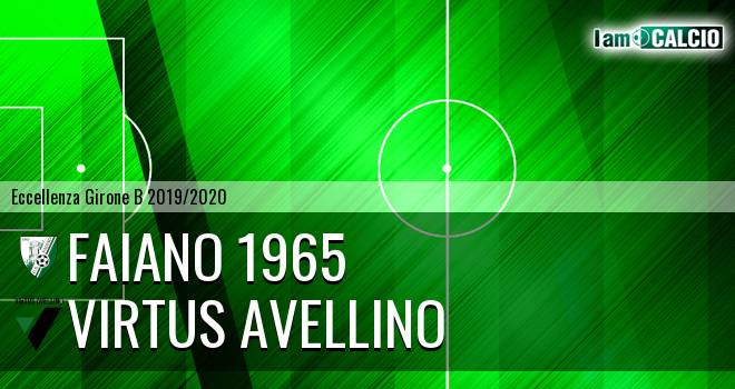 Faiano 1965 - Virtus Avellino