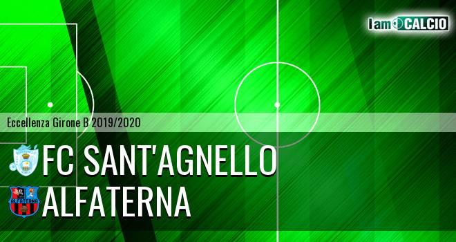 FC Sant'Agnello - Alfaterna