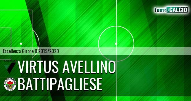 Virtus Avellino - Battipagliese