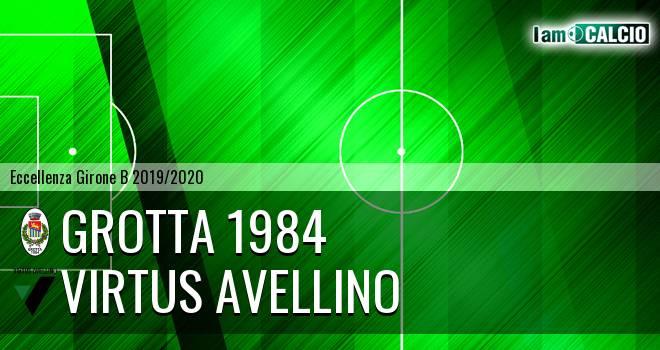 Grotta 1984 - Virtus Avellino
