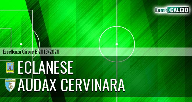 Eclanese - Audax Cervinara