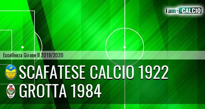 Scafatese Calcio 1922 - Grotta 1984