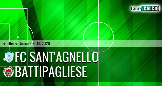 FC Sant'Agnello - Battipagliese