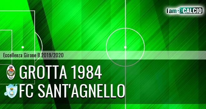 Grotta 1984 - FC Sant'Agnello