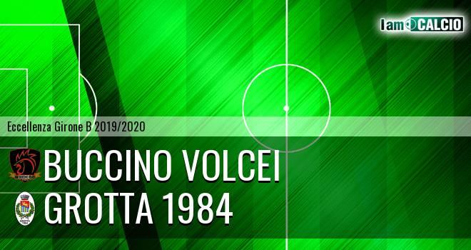 Buccino Volcei - Grotta 1984