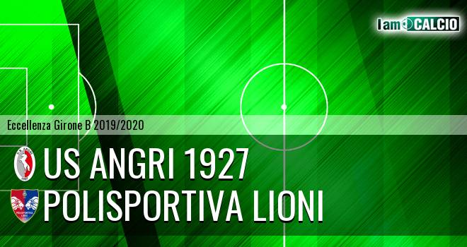 Us Angri 1927 - Polisportiva Lioni
