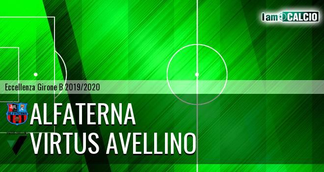 Alfaterna - Virtus Avellino