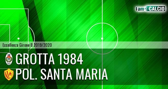 Grotta 1984 - Pol. Santa Maria