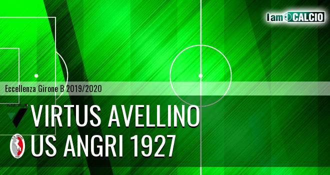 Virtus Avellino - Us Angri 1927