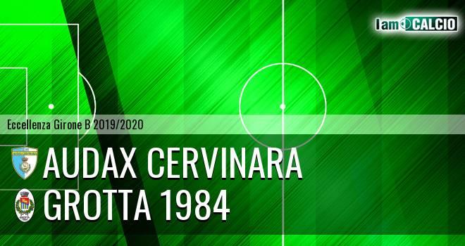 Audax Cervinara - Grotta 1984