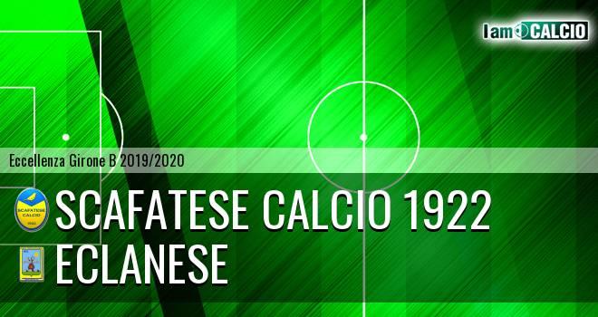 Scafatese Calcio 1922 - Eclanese