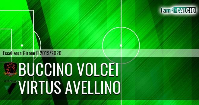 Buccino Volcei - Virtus Avellino