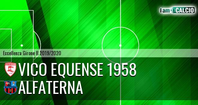 Vico Equense 1958 - Alfaterna