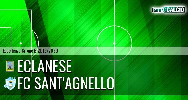 Eclanese - FC Sant'Agnello