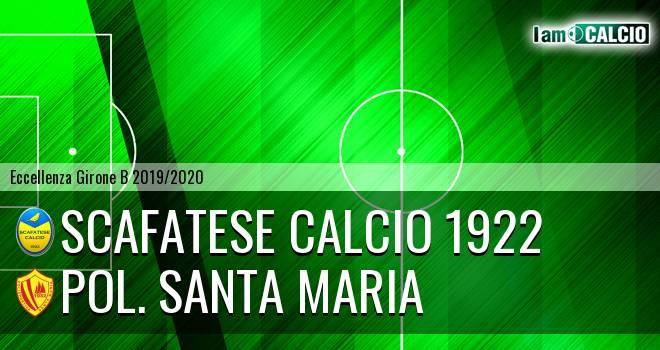 Scafatese Calcio 1922 - Pol. Santa Maria