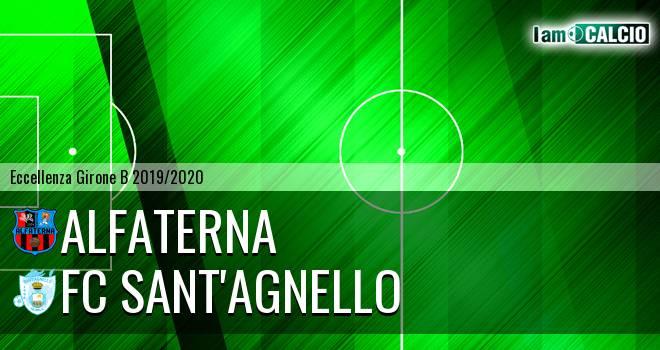 Alfaterna - FC Sant'Agnello