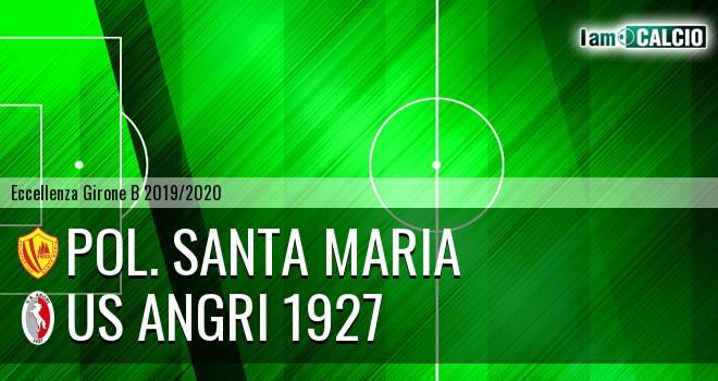 Pol. Santa Maria - Us Angri 1927