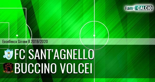 FC Sant'Agnello - Buccino Volcei