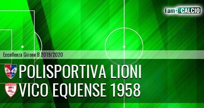 Polisportiva Lioni - Vico Equense 1958