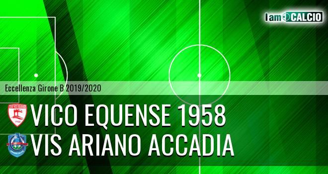 Vico Equense 1958 - Vis Ariano Accadia