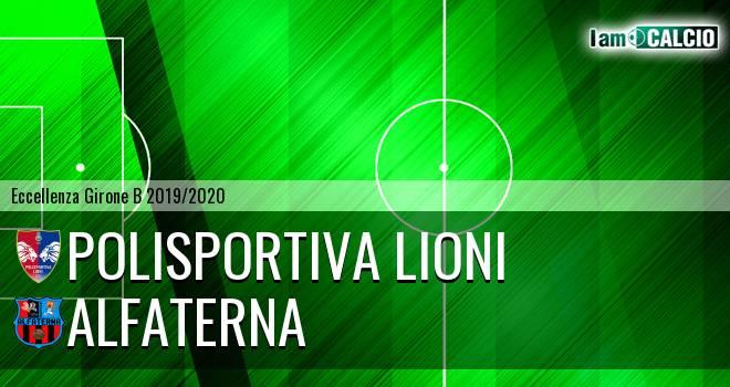 Polisportiva Lioni - Alfaterna