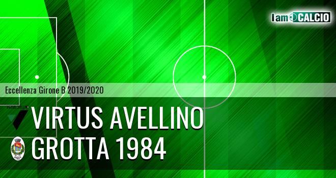 Virtus Avellino - Grotta 1984