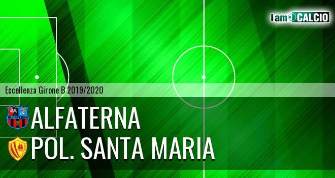 Alfaterna - Pol. Santa Maria