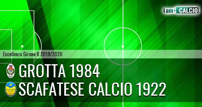 Grotta 1984 - Scafatese Calcio 1922