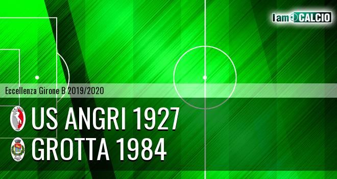 Us Angri 1927 - Grotta 1984