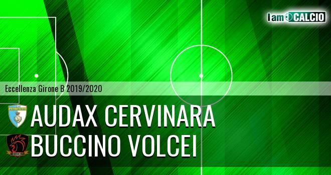 Audax Cervinara - Buccino Volcei