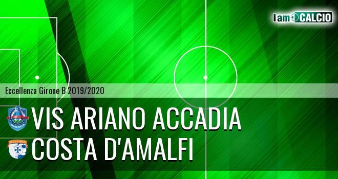 Vis Ariano Accadia - Costa d'Amalfi