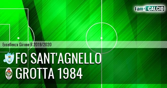 FC Sant'Agnello - Grotta 1984