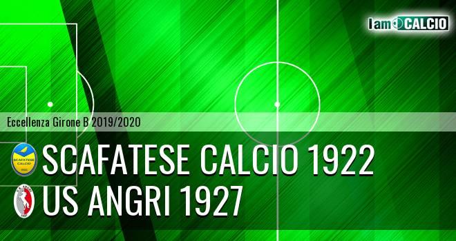 Scafatese Calcio 1922 - Us Angri 1927