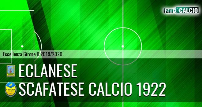 Eclanese - Scafatese Calcio 1922