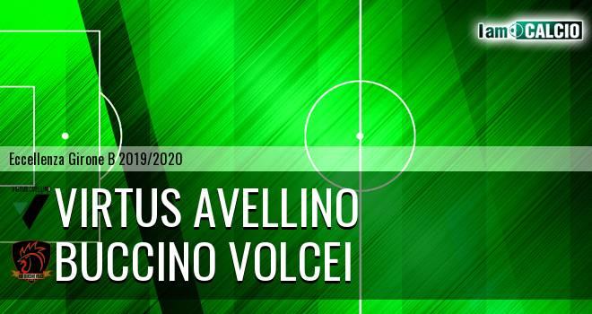 Virtus Avellino - Buccino Volcei