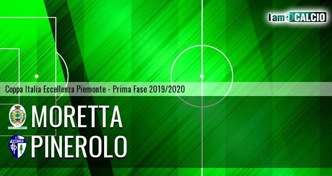 Moretta - Pinerolo