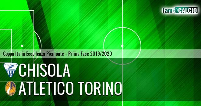 Chisola - Atletico Torino