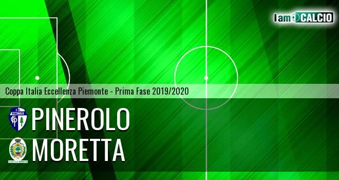Pinerolo - Moretta