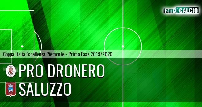 Pro Dronero - Saluzzo