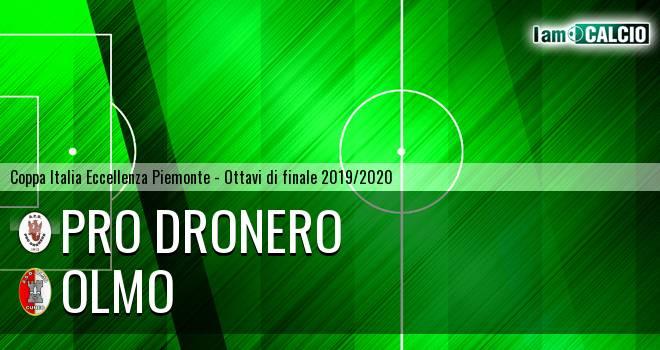 Pro Dronero - Olmo