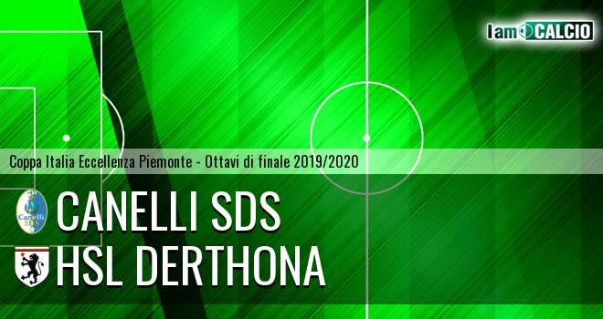 Canelli SDS - HSL Derthona