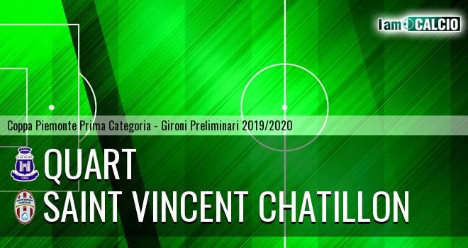 Saint Vincent Chatillon - Fenusma