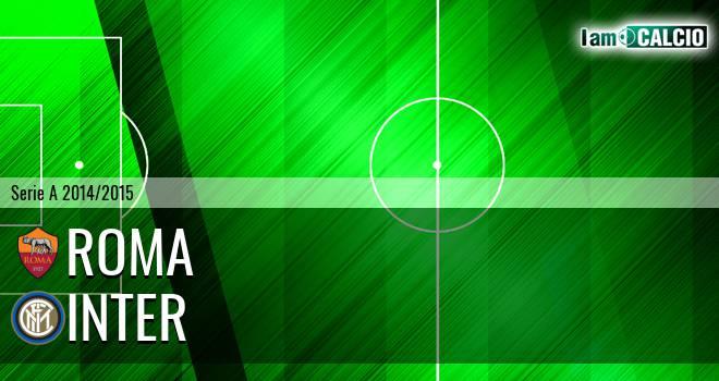 Roma - Inter 4-2. Cronaca Diretta 30/11/2014