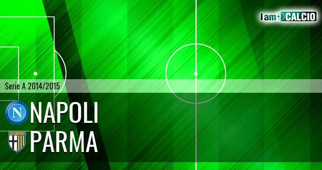 Napoli - Parma 2-0. Cronaca Diretta 18/12/2014