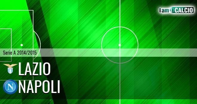 Lazio - Napoli 0-1. Cronaca Diretta 18/01/2015