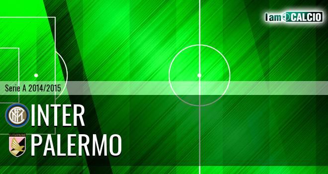 Inter - Palermo 3-0. Cronaca Diretta 08/02/2015