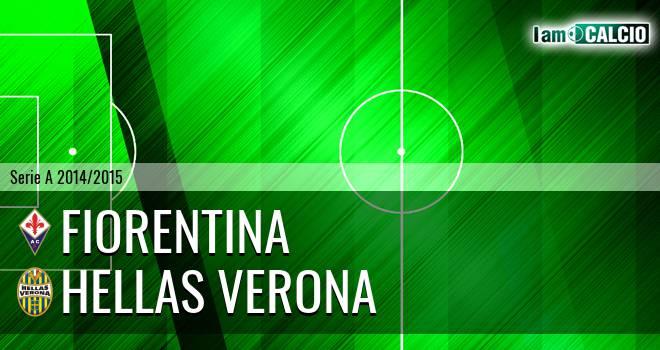 Fiorentina - Hellas Verona 0-1. Cronaca Diretta 20/04/2015