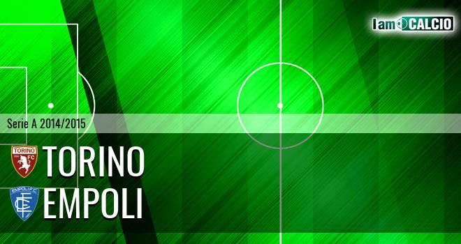 Torino - Empoli 0-1. Cronaca Diretta 06/05/2015