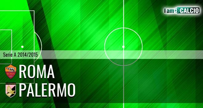 Roma - Palermo 1-2. Cronaca Diretta 31/05/2015